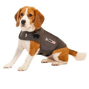 New Grey Thundershirt For Dogs Size Small